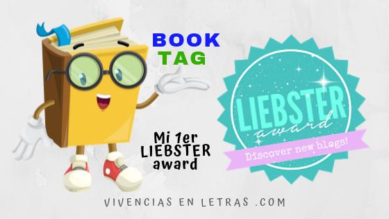 libro animado BOOK TAG LIEBSTER AWARD