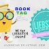 BOOKTAG ♯1 | MI PRIMER LIEBSTER AWARD☼
