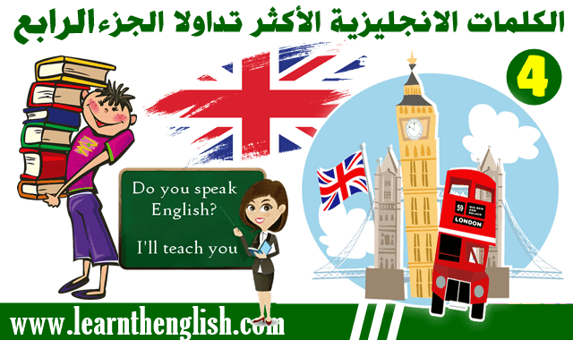 Basic English Words For Beginners