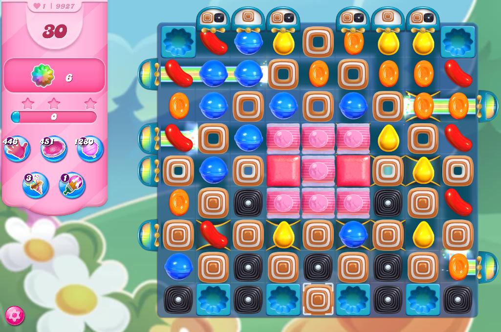 Candy Crush Saga ahSNjrmyfrs 9927