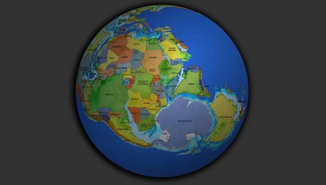 Supercontinentes: ¿Qué había antes de Pangea?