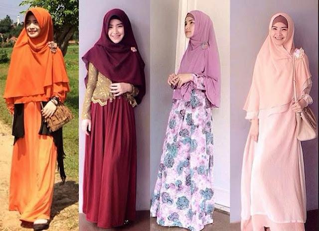 Tips Memakai Hijab Syar`i yang Cantik Tapi Tetap Sesuai Syariah