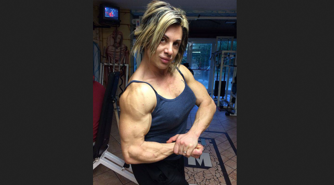 Silvia Matta, Maximum Muscle