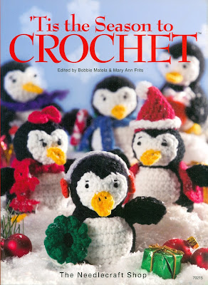 Tis the Season to Crochet Book