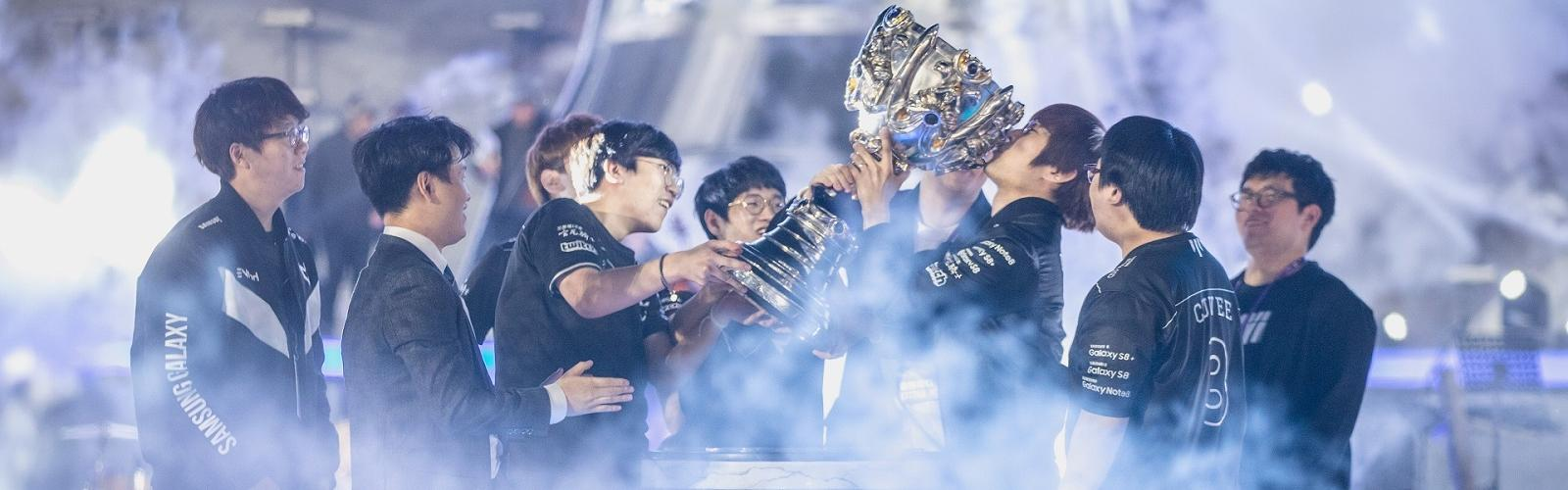 """""""Ambition"""" Sang Juara Dunia LoL Tahun 2017 Mengumukan Akan Pensiun"""