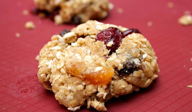 Resep Fruit Cookies