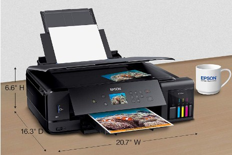 Epson ET-7750 Driver Downloads For Windows and Mac