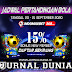 Jadwal Pertandingan Sepakbola Hari Ini, Minggu Tgl 20 - 21 September 2020