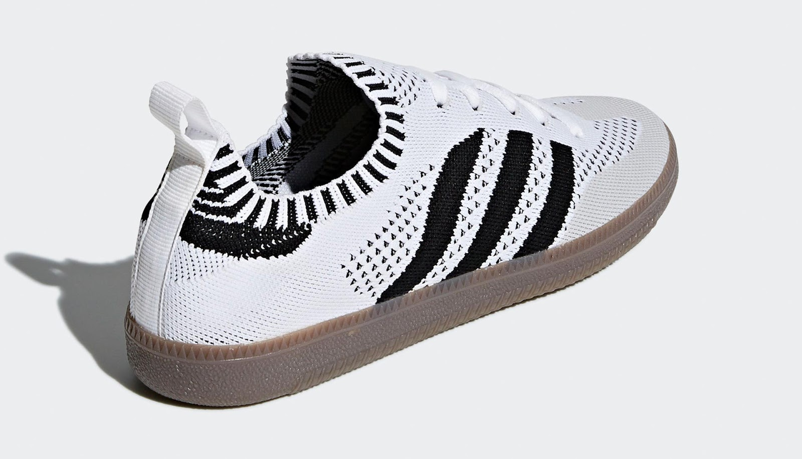 huge selection of db8da 8c0ea ... sweden the new adidas samba sock primeknit football shoe is the first  ever primeknit version of