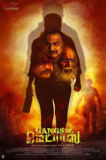 Gangs of Madras 2019 Hindi Dubbed 720p WEBRip