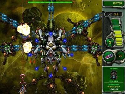 تحميل لعبة Star Defender 4 للحاسوب