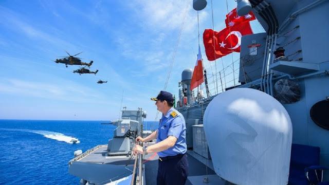 Η Τουρκία προκαλεί επικίνδυνες εξελίξεις