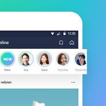 LINE Luncurkan Fitur 'LINE Story', Berikut Cara Mudah Membuat Story Di Line!