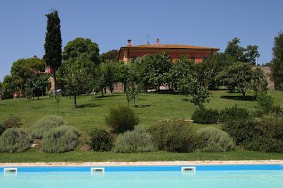 Toscane Landhuis met paarden in Gavorrano