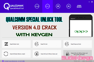 Qualcomm Special Unlock Tool v4.0 Crack With Keygen