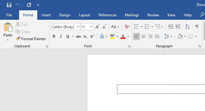 Cara Menampilkan Ruler (Penggaris) pada Microsoft Word