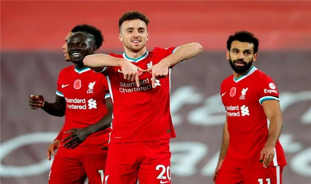 Carragher advises Klopp to end the partnership of Mohamed Salah, Mane and Firmino: Liverpool needs Jota!