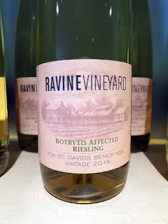 Ravine Botrytis-Affected Riesling 2016 (92 pts)