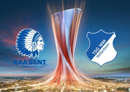 Gent vs Hoffenheim -Highlights 29 October 2020