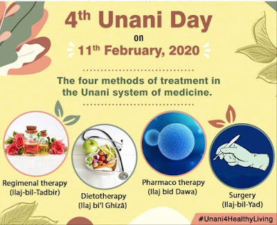 World Unani Day Celebrated On February 11