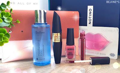 Soins cosmétiques - Confinés en beauté Notino