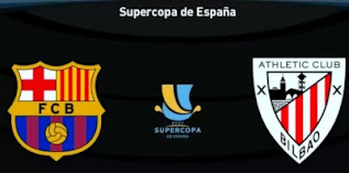 Final supercopa Barcelona vs Athletic