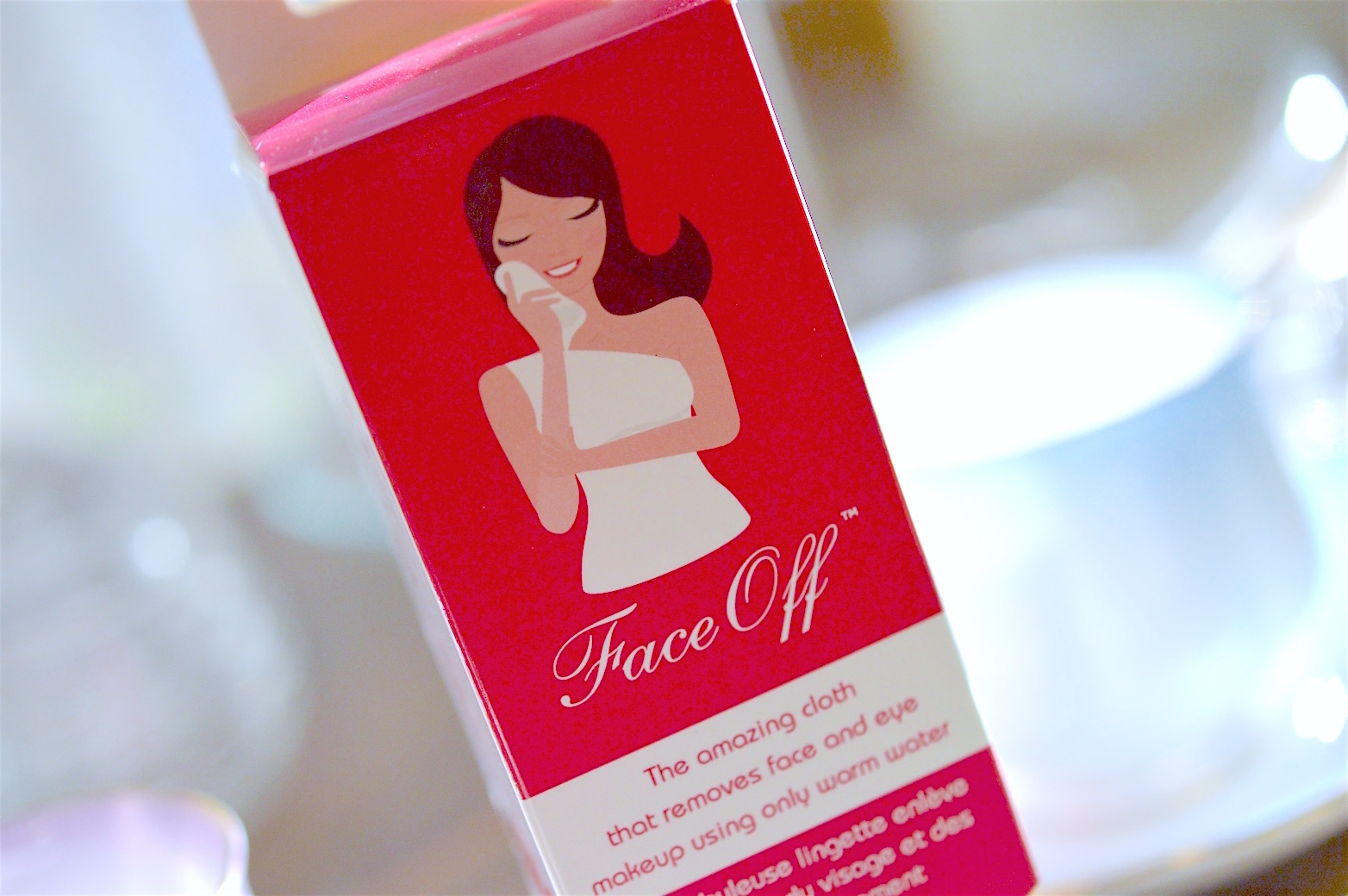 FaceOff Makeup Cloth