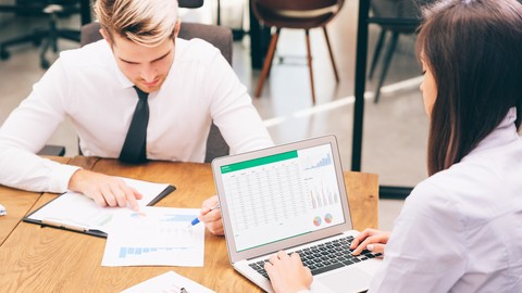 Download Udemy Course Free 2020- Financial Analysis in Excel Asset Management Ratios