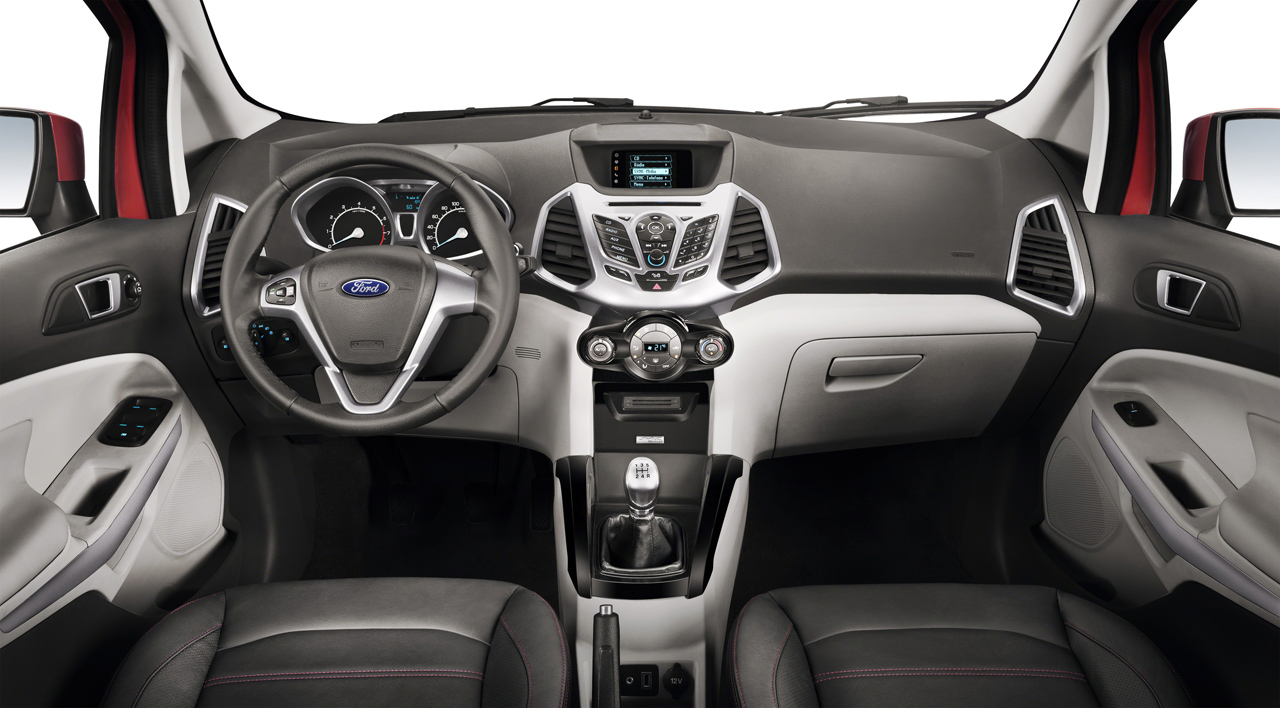 Ford Unveils Production Ecosport In Beijing Philippine Car News