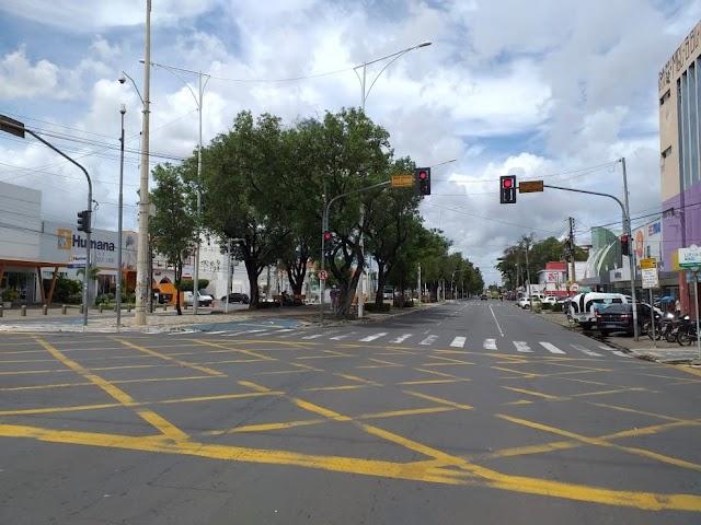 Novo decreto estadual proíbe aulas presenciais e atividades econômicas em todo o Piauí