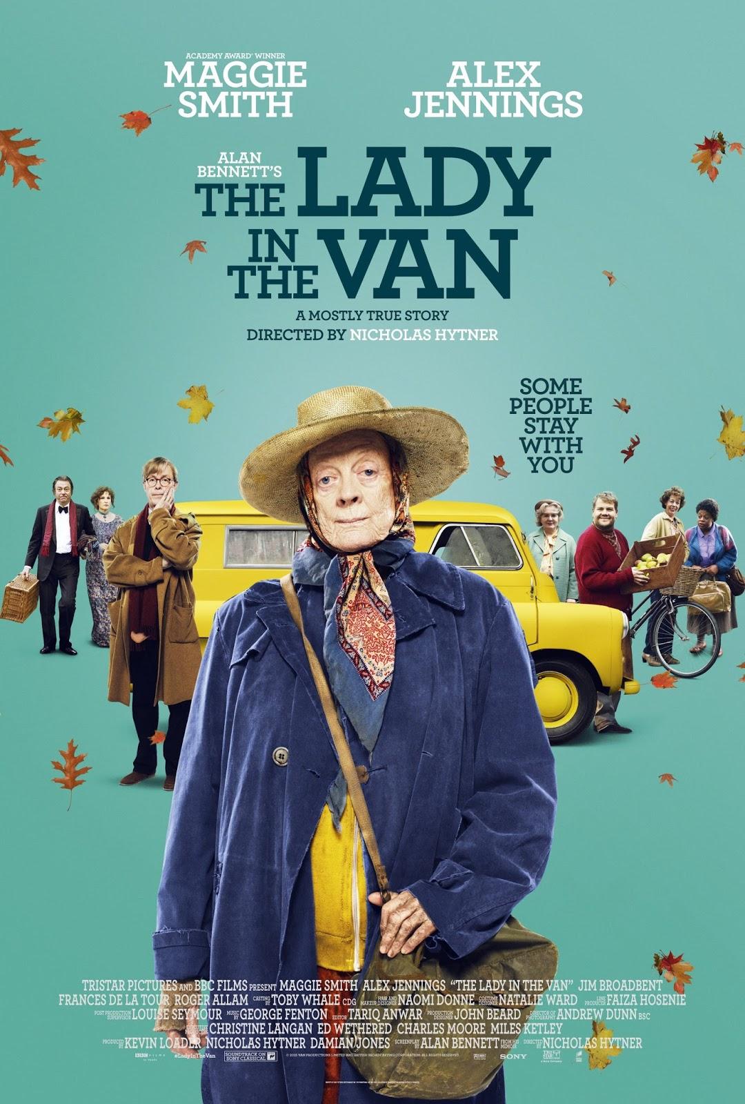 A Senhora da Van - Full HD 1080p