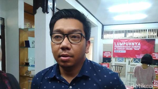 ICW: Edhy Prabowo Harusnya Divonis 20 Tahun Penjara
