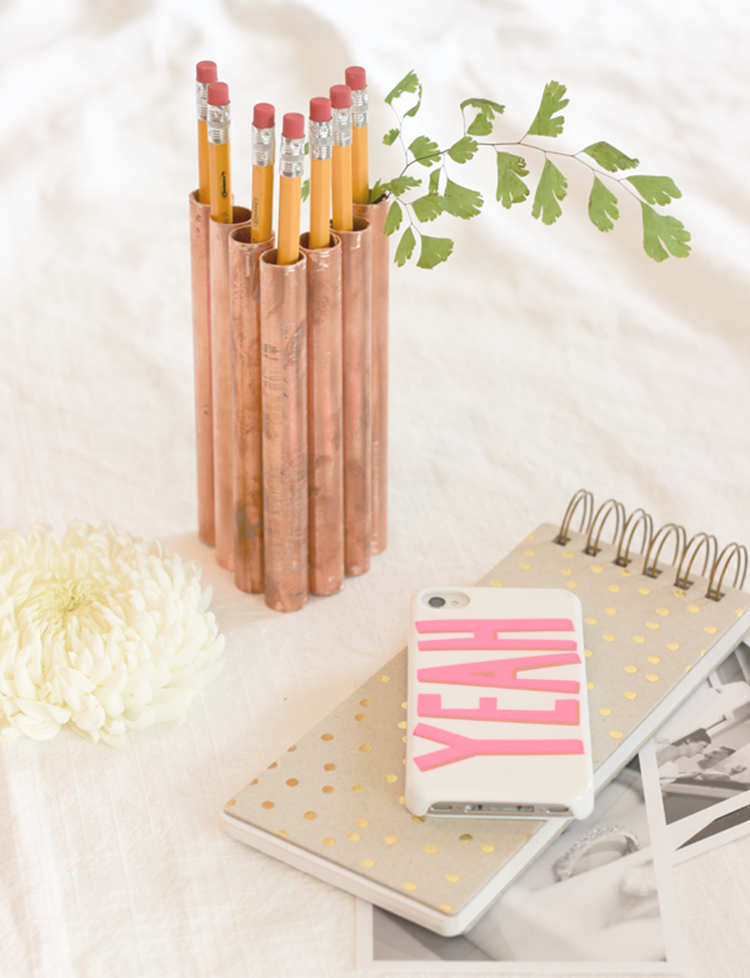 DIY Monday # Pencil holders - Ohoh Blog