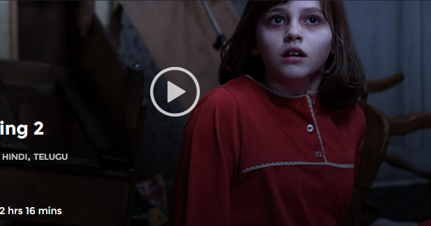 The Conjuring 2 Full Movie Online