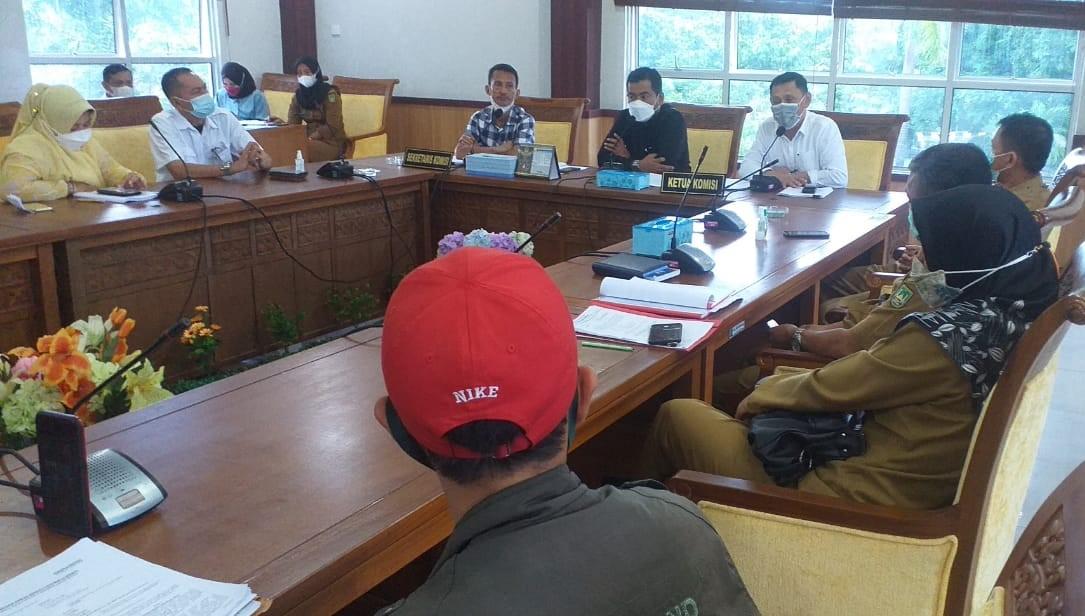 Komisi IV DPRD Batam Sesalkan Pihak Manegement PT SMOE Indonesia Tidak Menghadiri RDP