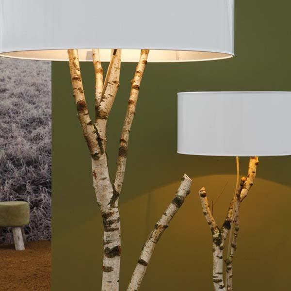 A Bit Of Bees Knees Diy Tree Branch Lamp