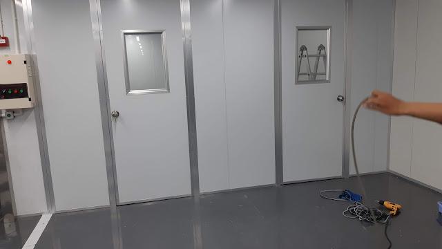 Vách Panel EPS | Vách ngăn panel |Phòng sạch