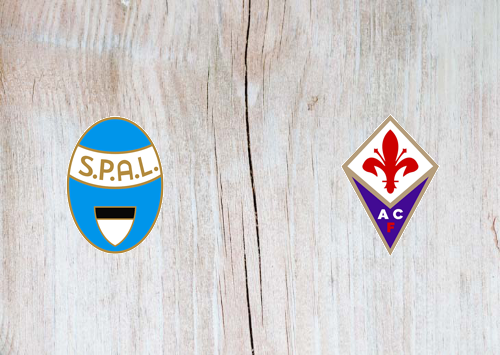 SPAL vs Fiorentina -Highlights 02 August 2020