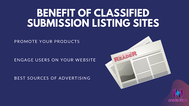 Benefit of classified submission listing sites