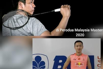 Hasil babak utama Malaysia Masters 2020, The Daddies berhasil melaju ke babak selanjutnya