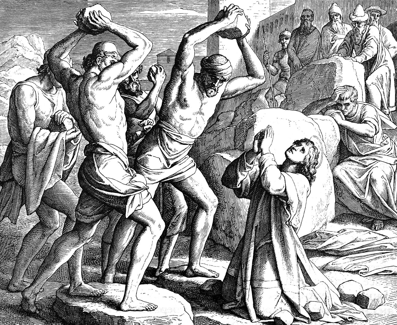 Fourth Year Ministries: Stephen, The Preachin' Deacon