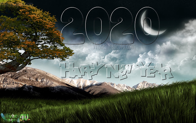 New year 2020 Full HD Nature Images Download For Desktop/PC