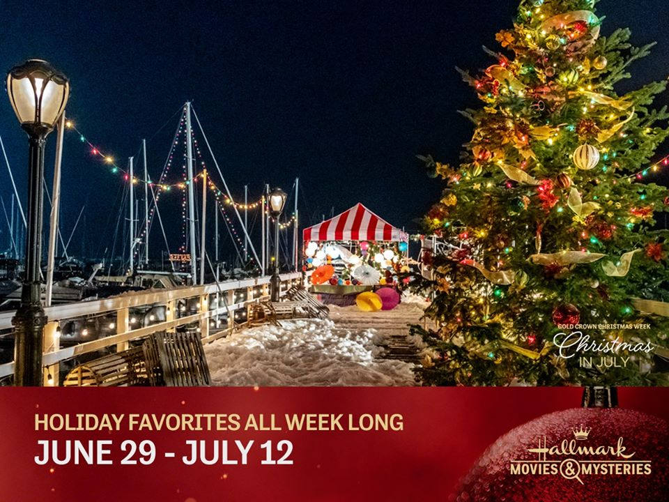 Christmas In July Schedule 2020 Its a Wonderful Movie   Your Guide to Family and Christmas Movies