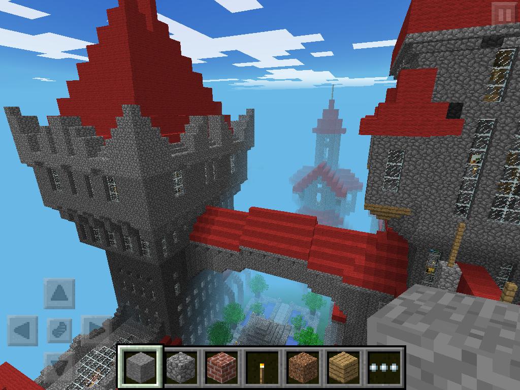 Epic Castle Minecraft Pocket Edition Guide
