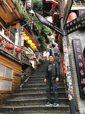 Jiufen Taipei Travel Guide DIY Itinerary