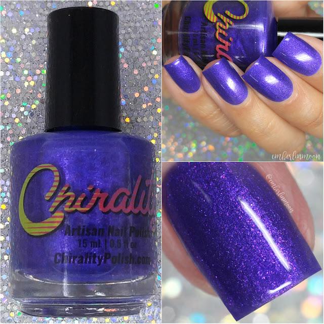 Chirality Nail Polish - Electromagnetic Love