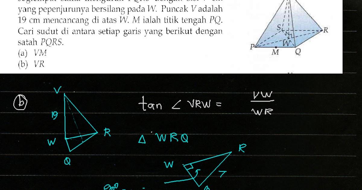 Soalan Dan Jawapan Add Math Spm - Serial Serials