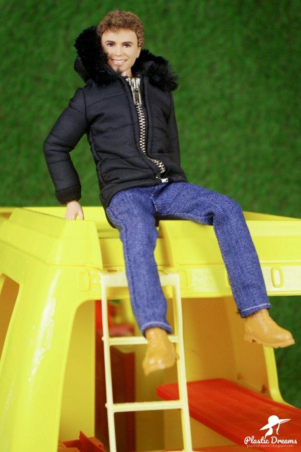 barbie star traveler camping car
