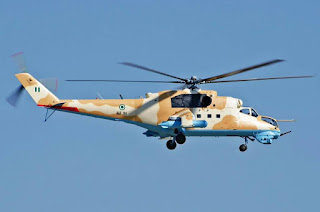 Mi-35P AU Nigeria