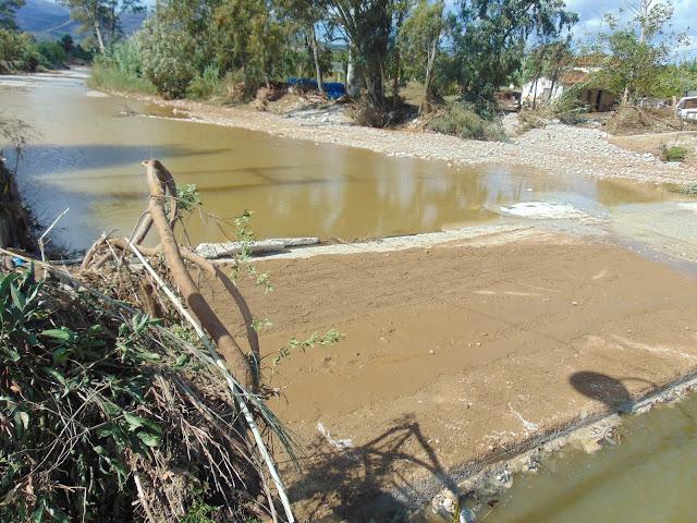 Προχωρούν οι διαδικασίες για την αποκατάσταση του Ξομβριού ποταμού στο Κιβέρι